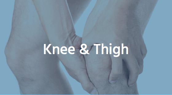 knee thigh