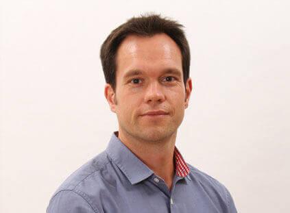 Ian Sadler, biomechanic clinician Norwich Norfolk