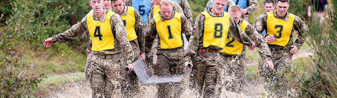 Training for Soldiers and Army Recruits