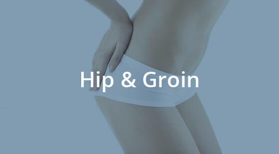 hip groin